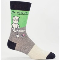 Men Socks - Mr. Fix it