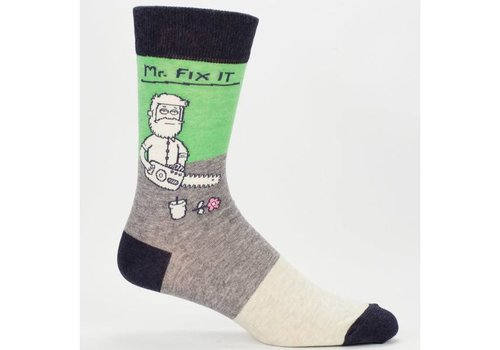 Cortina Men Socks - Mr. Fix it