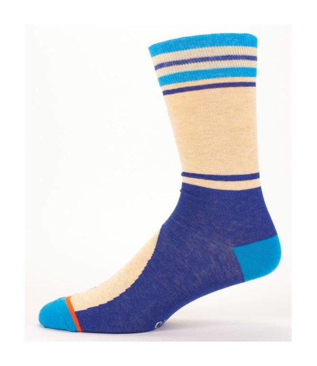 Cortina Men Socks - Yo dude, stupid face