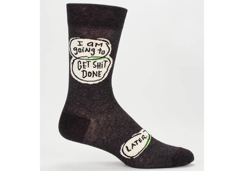 Cortina Men Socks - Get shit done later