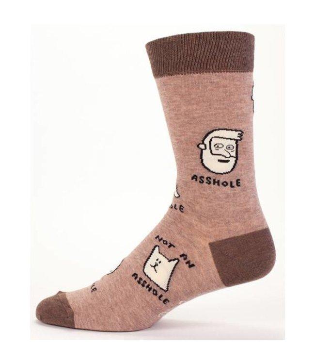 Cortina Men Socks - Assholes everywhere
