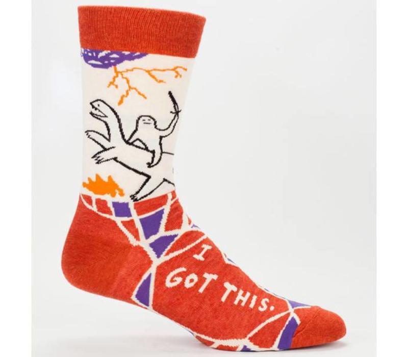 Men Socks - I got this