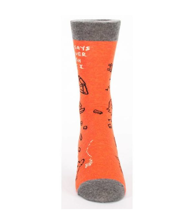 Cortina Men Socks - Who says I never