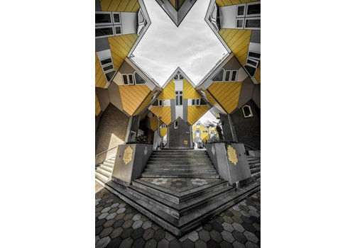 Steven Dijkshoorn Cubic entrance
