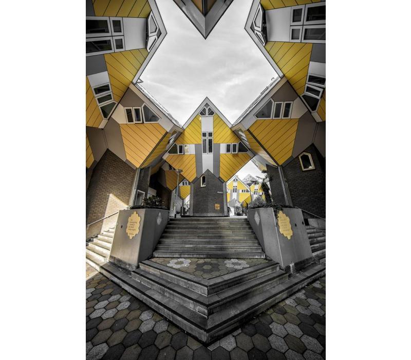 Cubic entrance