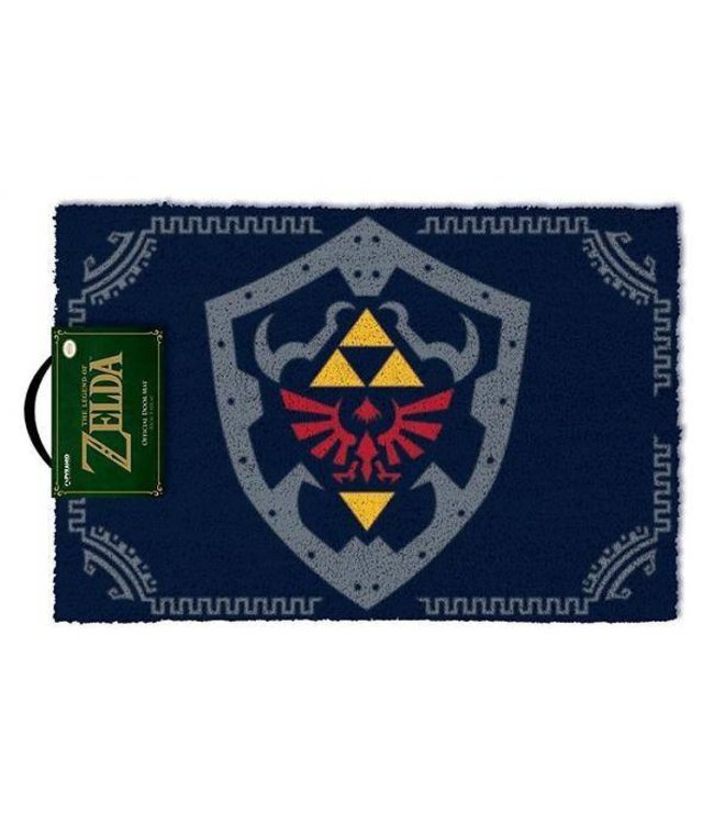 The Legend Of Zelda Hylian Shield - Deurmat