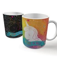Unicorn Heat changing Mug