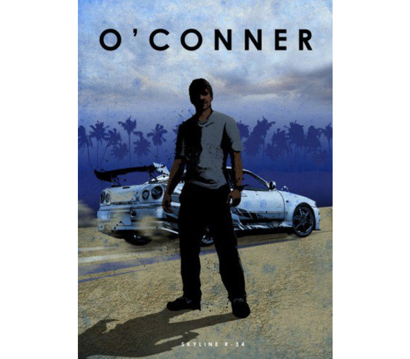 O'Conner 10x15cm