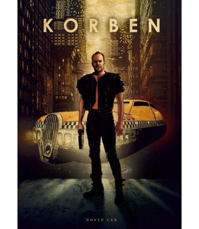 Displate Korben 10x15cm