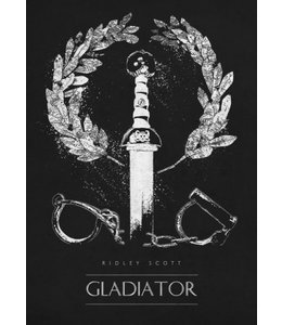 Displate Gladiator 10x15cm