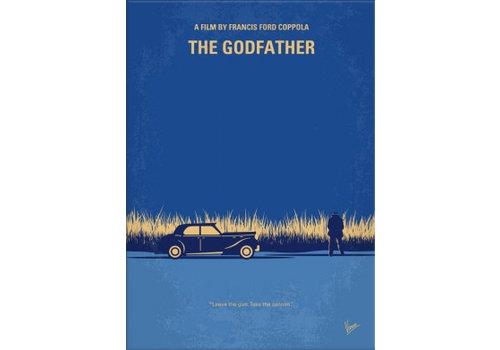 Displate The Godfather 10x15cm