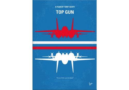 Displate Top Gun 10x15cm