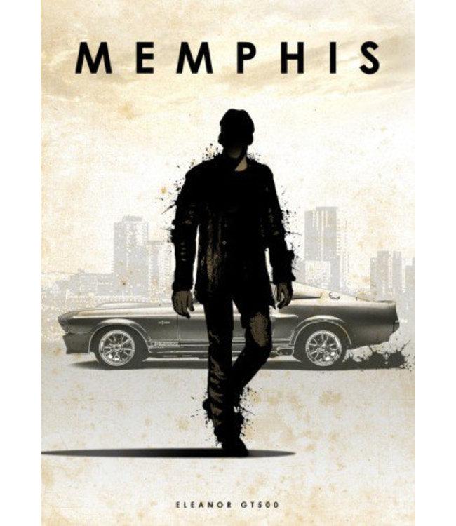 Displate Memphis 32x45cm