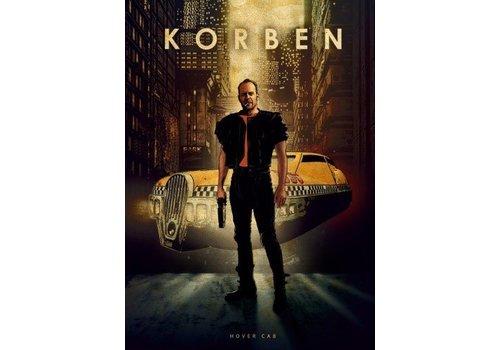 Displate Korben 32x45cm