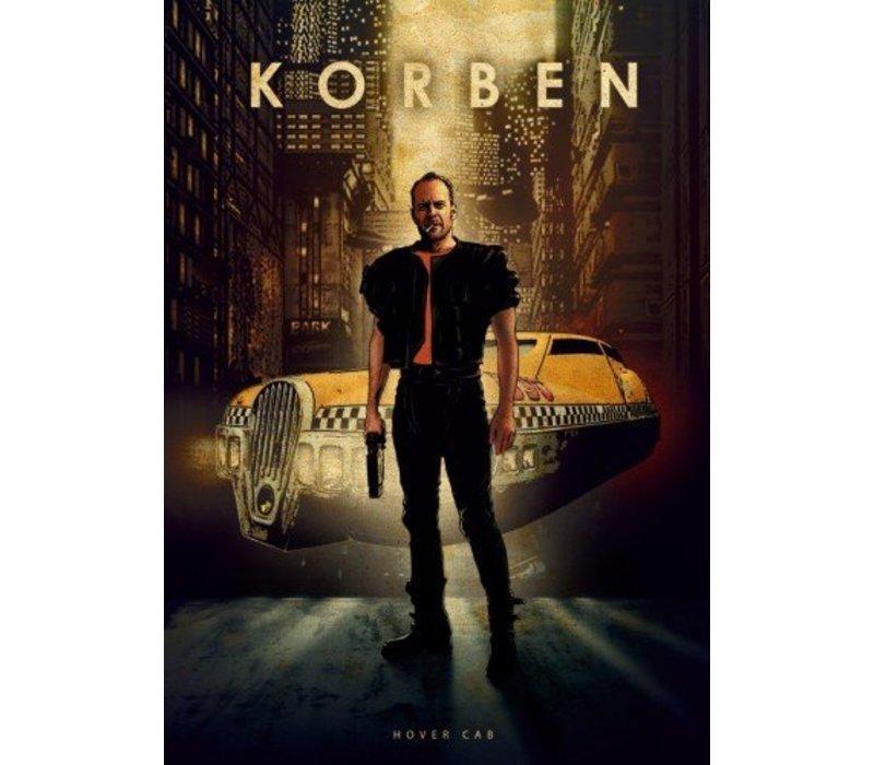 Korben 32x45cm