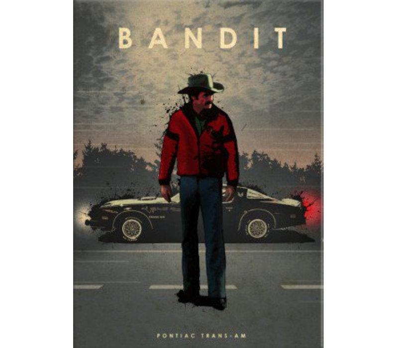 Bandit 32x45cm