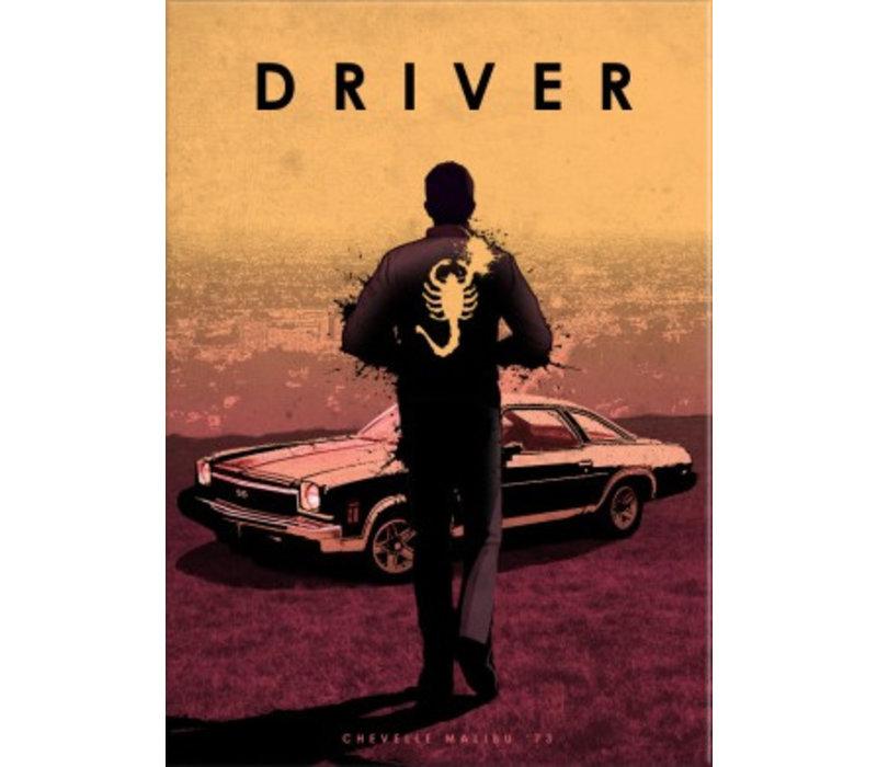 Driver 32x45cm