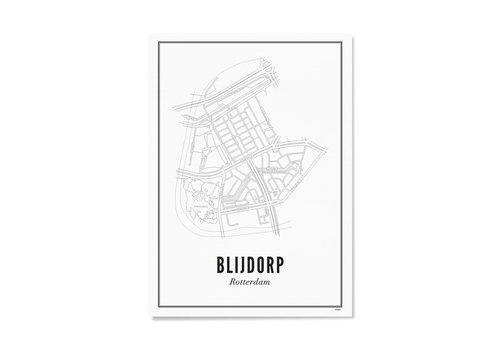 Wijck 30x40 Poster Blijdorp