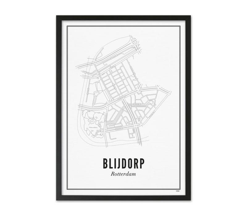 A4 Poster Blijdorp