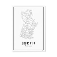 A4 Poster Crooswijk