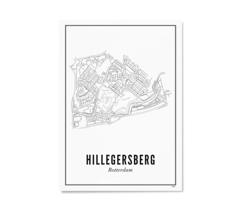 A4 Poster Hillegersberg