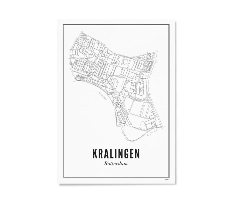 30x40 Poster Kralingen