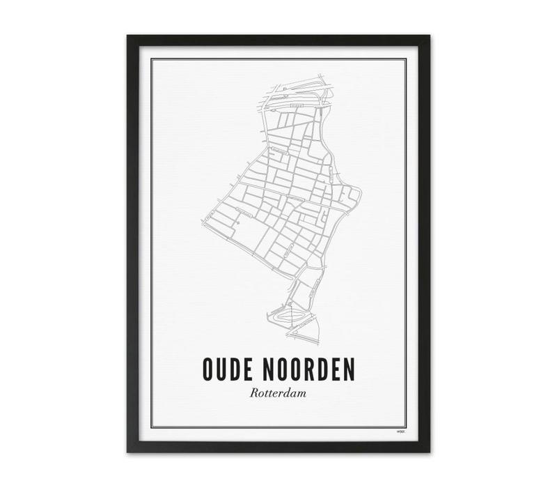 Ansichtkaart Oude Noorden