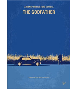 Displate The Godfather 32x45cm