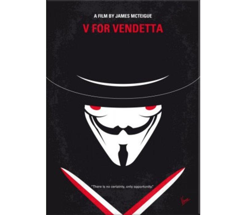V for Vendetta 32x45cm