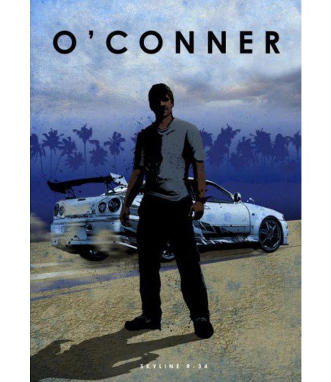 Displate O'Conner 48x67cm