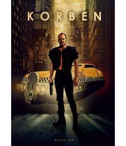 Displate Korben 48x67cm