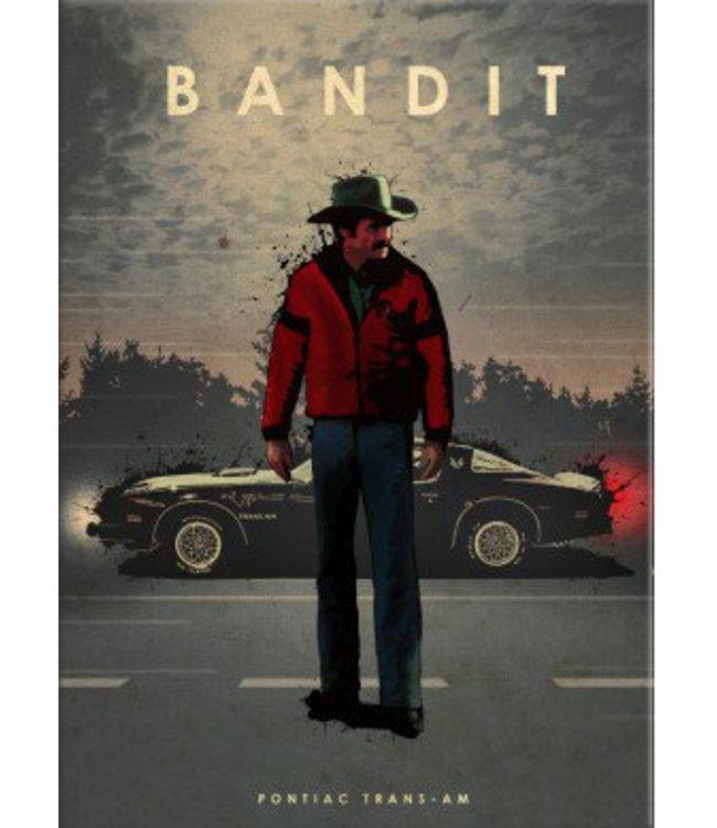 Displate Bandit 48x67cm