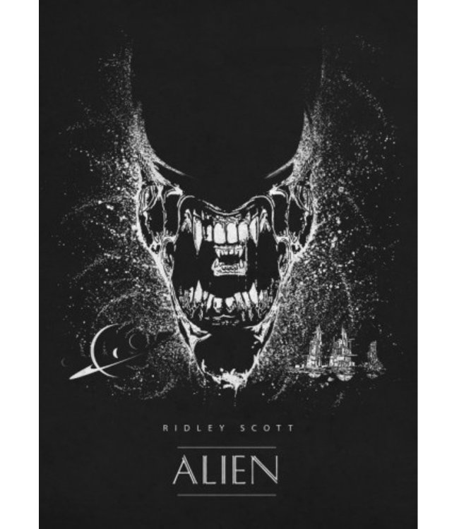 Displate Alien 48x67cm