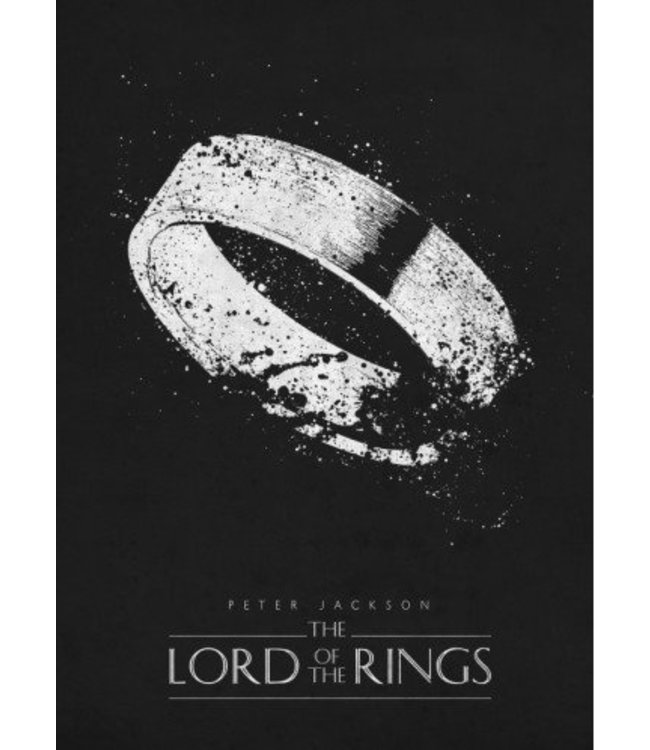 Displate The Lord of the Rings 48x67cm