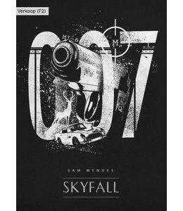 Displate Skyfall 007 48x67cm