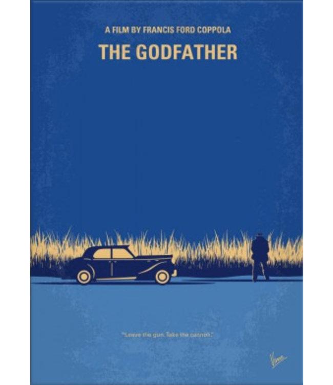 Displate The Godfather 48x67cm