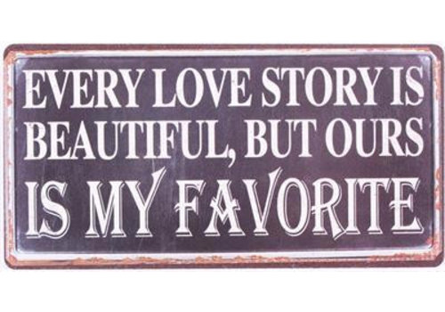Magneet Every love story is beautiful..