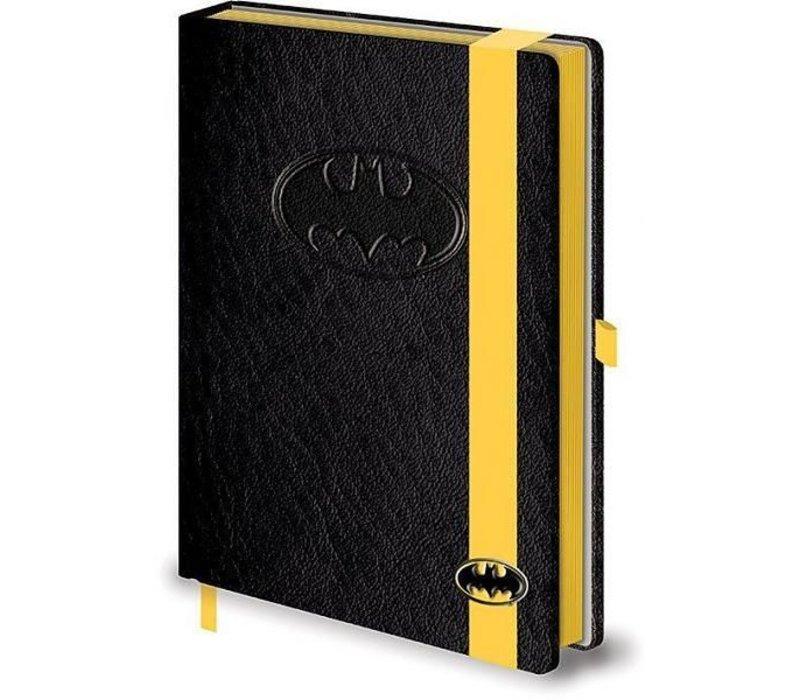 A5 Dc comics batman logo