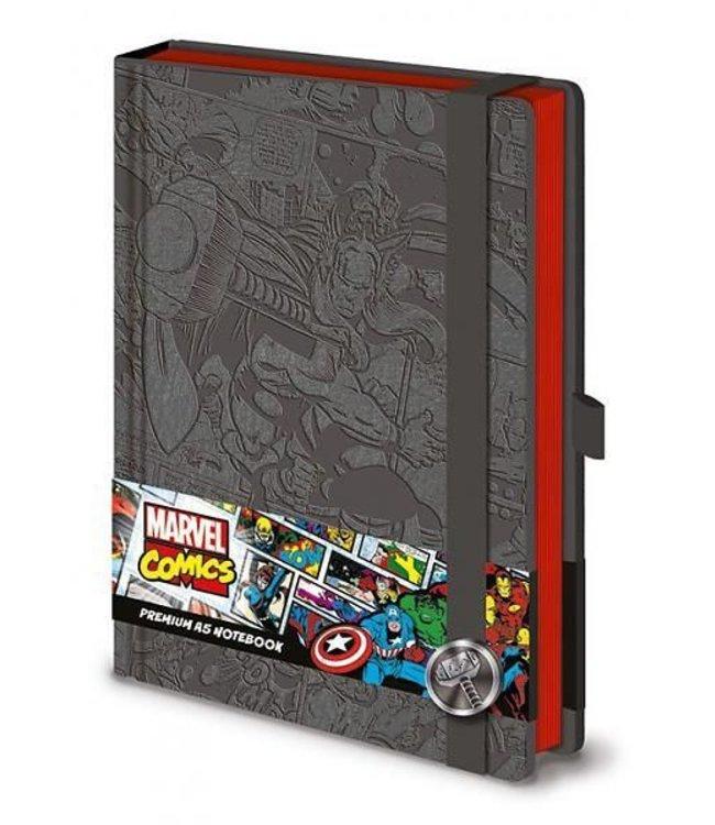 A5 Marvel Retro Thor