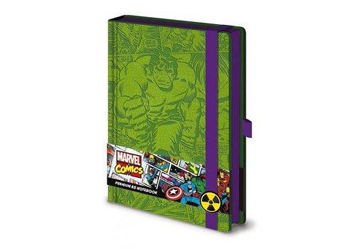 A5 Marvel Retro Hulk