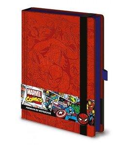 A5 Marvel Retro Spider-Man