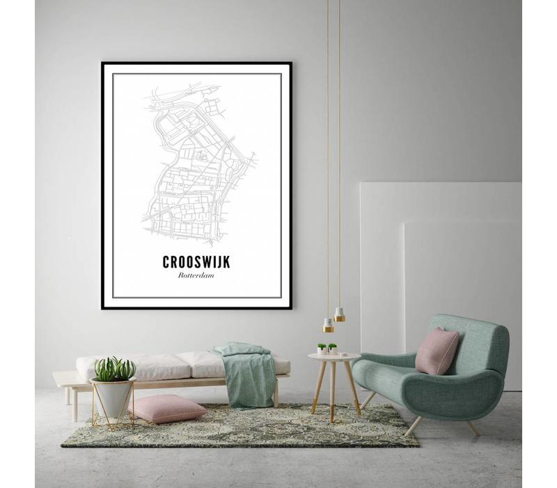 Ansichtkaart Crooswijk