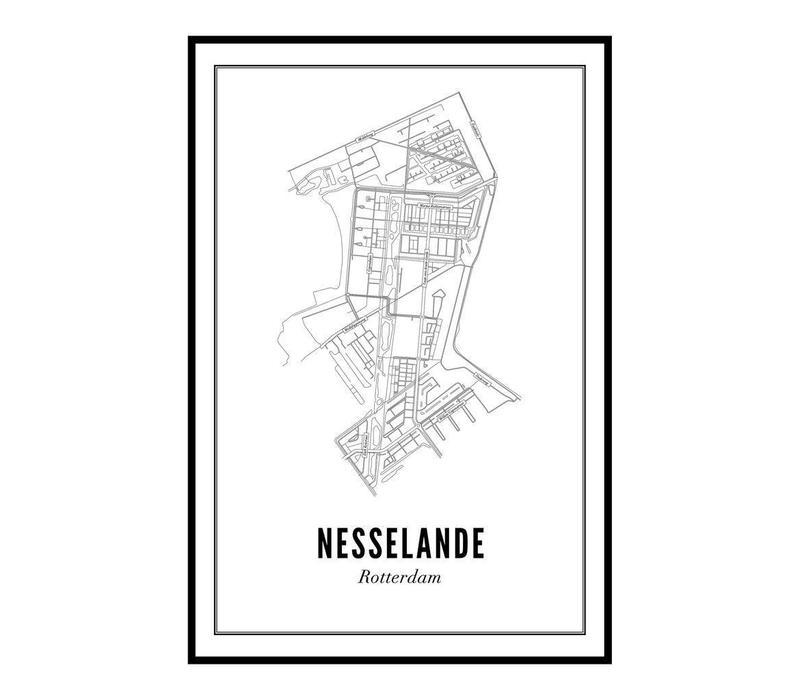 30x40 Poster Nesselande