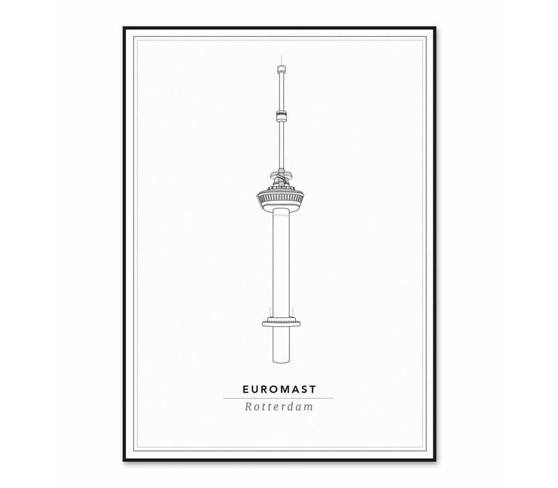 Euromast 10x15cm