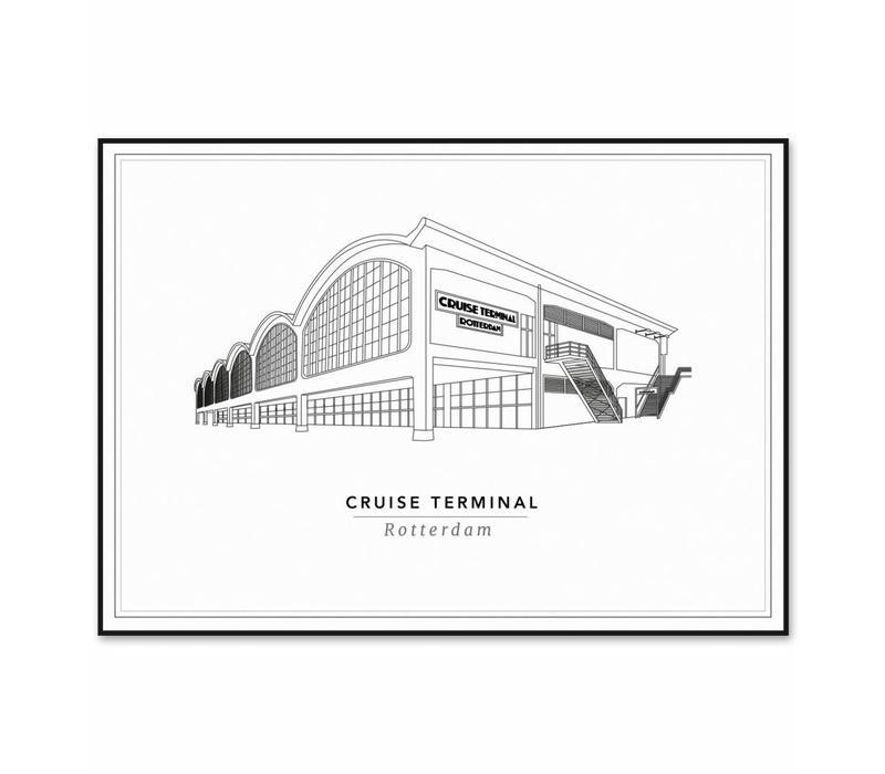 Cruise Terminal 50x70cm