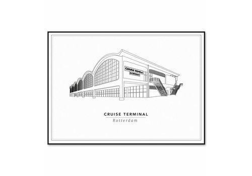 Cityprints Cruise Terminal 10x15cm