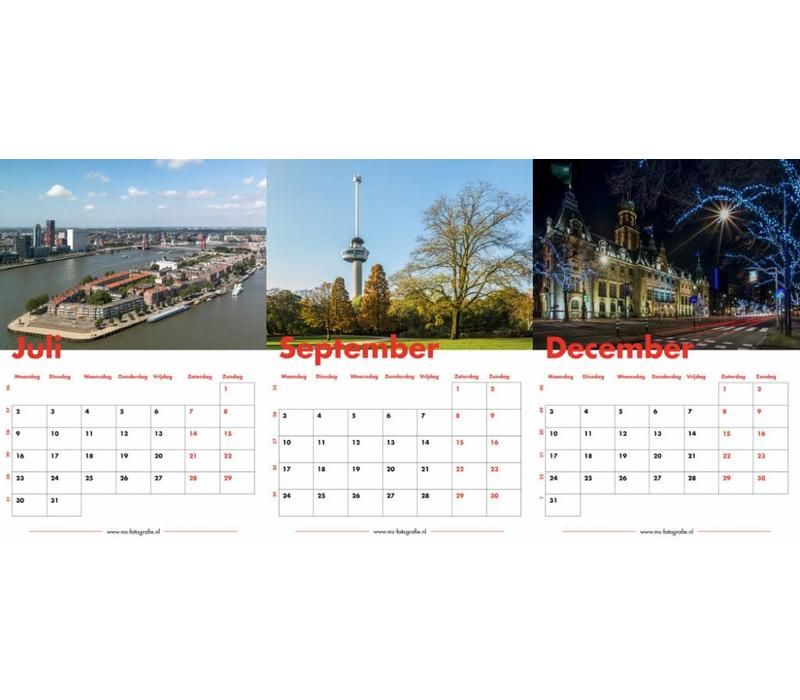 MS Fotografie Rotterdam 2018 Kalender