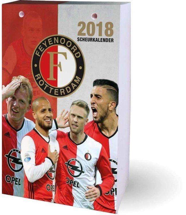Interstat Scheurkalender 2018 Feyenoord