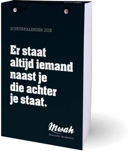 Interstat Scheurkalender 2018 Mwah