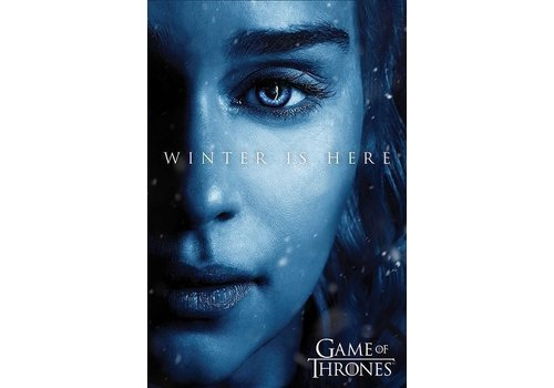 Game of thrones winter is here - Daenerys